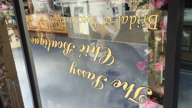 Sassy Chic Boutique, a bridal shop in Red Bank, has closed.