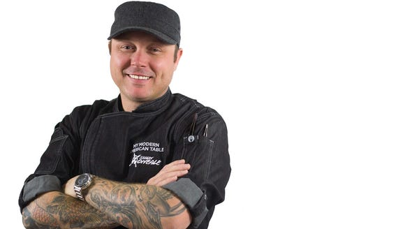 """""""MasterChef"""" champion Shaun O'Neale will give a cooking"""