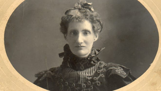 """This 1898 portrait of Dr. Susan A. Davis is featured in """"Portraits of a People: 6th Annual Heritage Invitational Exhibit,"""" showing Jan. 22 through April 16 at Willamette Heritage Center."""