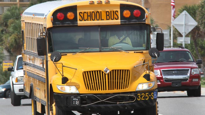 Volusia County school buses set to roll again in August.