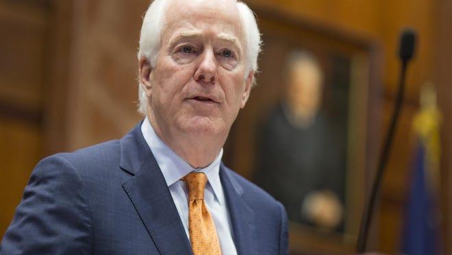 U.S. Sen. John Cornyn, R-Texas.