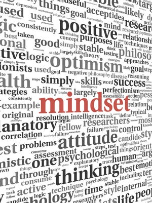 A growth mindset is a belief, an attitudeand an outlook that can be developed to view yourself as a work in progress and that where you are professionally isn't where you have to stay.