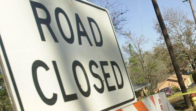 Lane closures are expected along the Atchafalaya Basin Bridge.