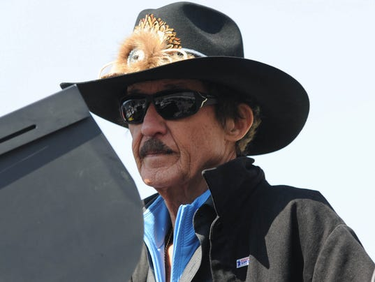 4-11-2014 richard petty