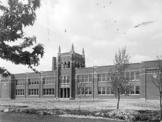 Flashback: Roosevelt Middle School has a long history in Appleton, seen here as Roosevelt Junior High School in 1953.