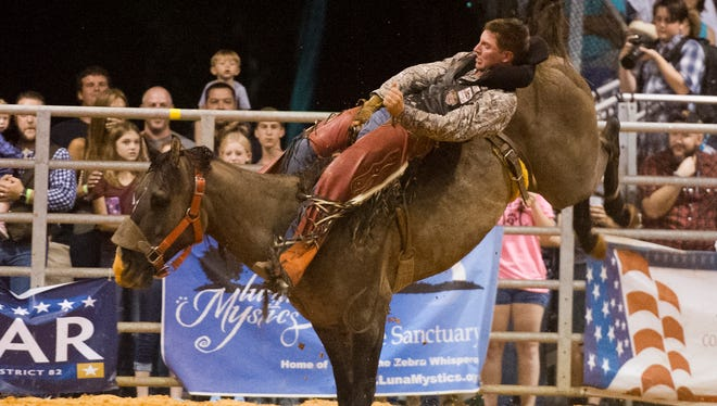 The Annual Indiantown Rodeo will be 7:30-10 p.m. Friday and Saturday.