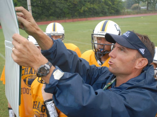 Barry Loyal was the head coach at Chattanooga Christian from 2009-13.