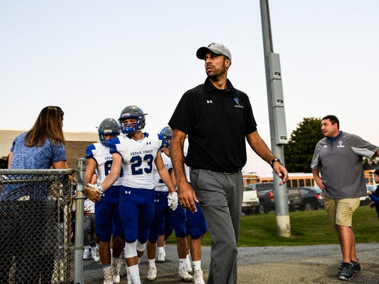 Now in his fifth season as head coach, Rob Wildasin has guided the Falcons to the District 3 playoffs in two of the last three seasons.