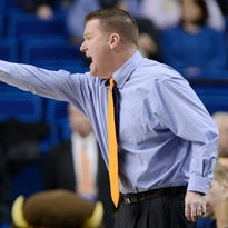 Wausau East grad Dave Paulsen was hired Monday as the new head basketball coach at George Mason. He posted a 134-94 record at Bucknell, where he was hired in 2008.