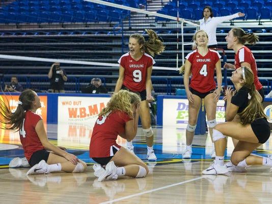 Sports: DIAA Volleyball