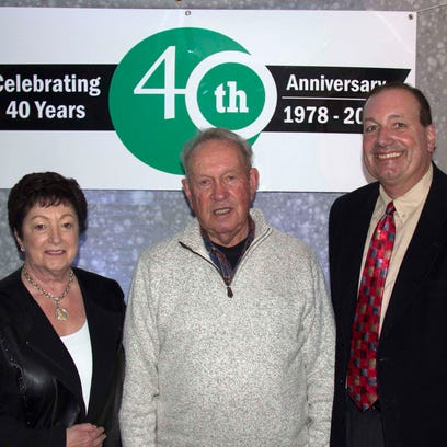 Cleary Building celebrates 40 years of business