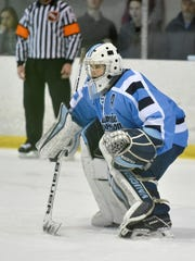 Ready for that next shot is Will Tragge, who is leading the poll for State Champs Sports Network's top prep hockey player of the season.