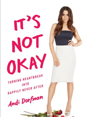 """The girl who literally wrote the book on why """"It's Not Okay."""""""