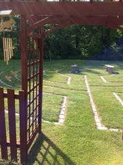 On Saturday, May 6, at 1 p.m., Unity Spiritual Center at 453 Bellwood Ave., Asbury, invites local residents to cross mental borders in a shared symbolic walk for peace at the center's labyrinth, in celebration of the ninth annual World Labyrinth Day. For info or to RSVP for this free event, contact Unity Spiritual Center at 908-730-8792 or office@unityspiritualcenter.org.