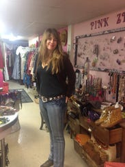 Kimberly McMillan owns and operates the Pink Zebra
