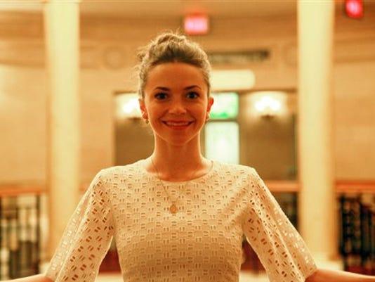 Megan Fairchild dancer