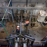 EPA: Metals get into creek near site of big mine waste spill