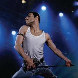 'Bohemian Rhapsody': The new trailer for the Queen biopic will rock you