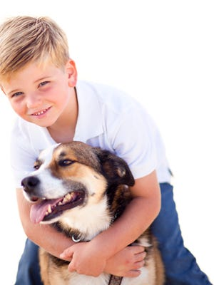 Do some research before going shopping for a dog for your child so you have some sense what breed is best for you.