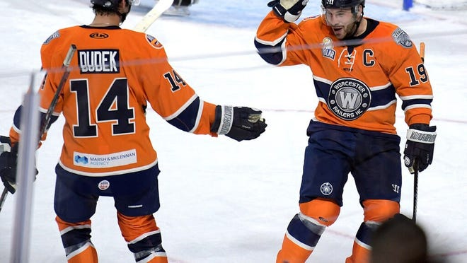 The Worcester Railers will start the ECHL season in January.
