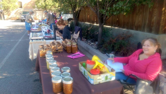 The Deming MainStreet Farmer's Market is set to open at 8 a.m. on Saturday in the parking lot behind Mimbres Internal Medicine (Mahoney Building).