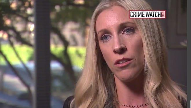 "Lindsey Ann Radomski on ""Crime Watch Daily with Chris Hansen."""