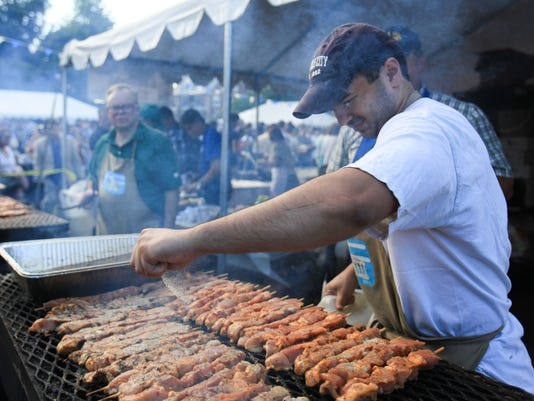News: Greek Festival