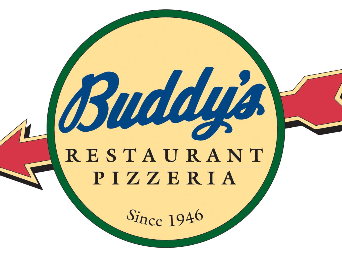 Win $10 to Buddy's Pizza! Enter monthly until the end of the year.