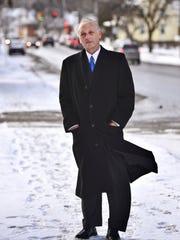 Bill Norful, former four-term mayor of Winooski, will
