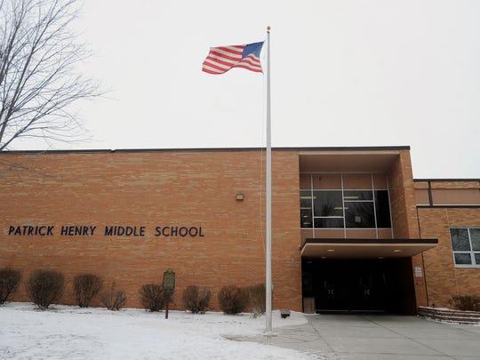 Patrick Henry Middle School