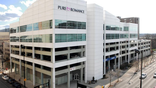 Pure Romance's Cincinnati headquarters.