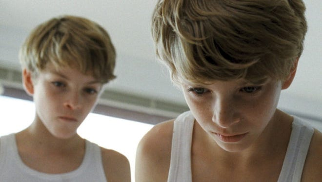 """A pair of twins think something is wrong with their mother in """"Goodnight Mommy."""""""