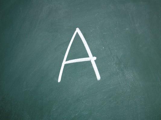 a-school-chalkboard