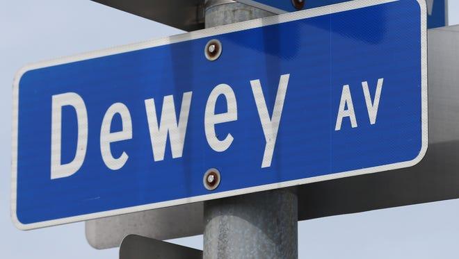 Dewey Avenue