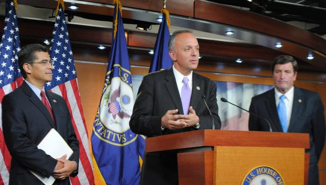 Congressman Ted Deutch said he is appalled the Governor and Attorney General will appear with Donald Trump. He said Trump's remarks about a federal judge were racist.