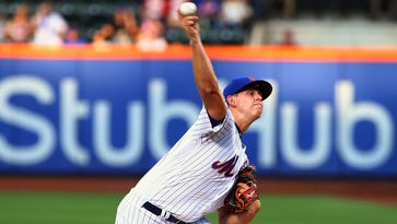 Flexen digs early hole and Mets' offense can't find the way out