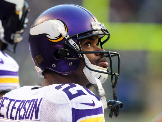 Minnesota Vikings running back Adrian Peterson reportedly has been indicted for reckless or negligent injury to a child.