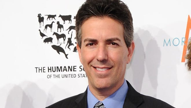 """Wayne Pacelle attends the """"Rescue! New York"""" 60th Anniversary Gala at Cipriani 42nd Street on Nov. 21, 2014 in New York City."""