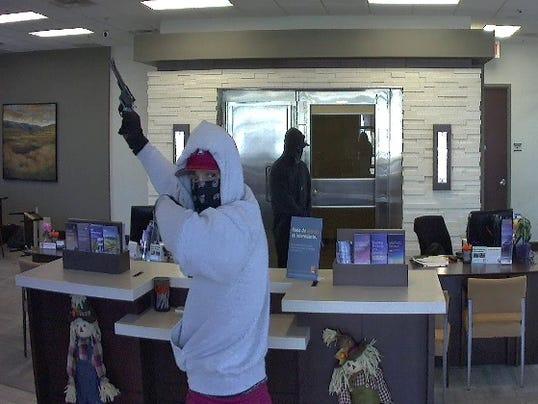Phoenix bank robbery