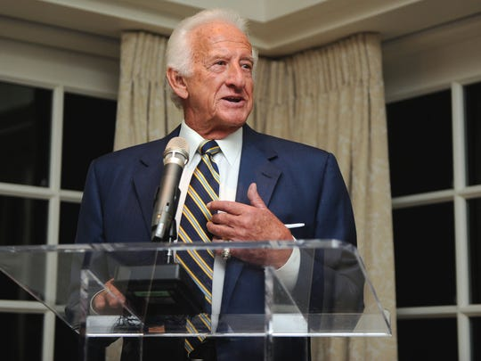 "Bob Uecker has enjoyed a legendary career off the field, including his time on ""Mr. Belvedere."""