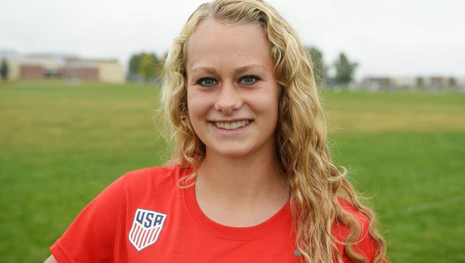 Fossil Ridge's Jaelin Howell has been called up to the senior U.S. women's soccer national team.
