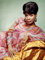 Carla Thomas in an undated publicity photo.