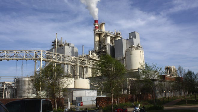 Procter & Gamble's Pineville plant employs about 600 people.