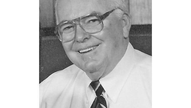 Robert Ferrier- obituary