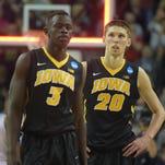 Photos: Iowa vs. Gonzaga in NCAA Tournament