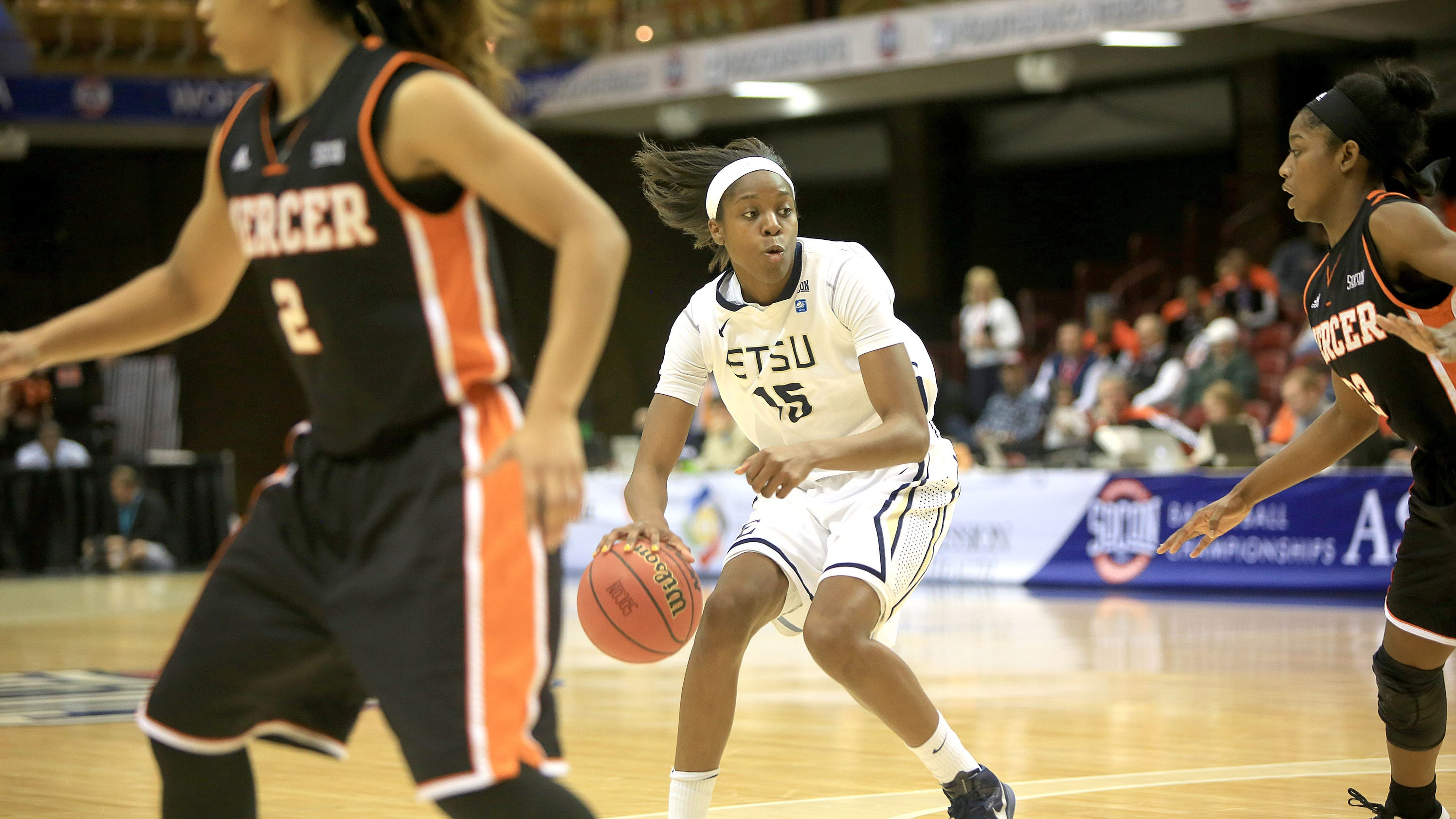 Win brings East Tennessee State senior to tears