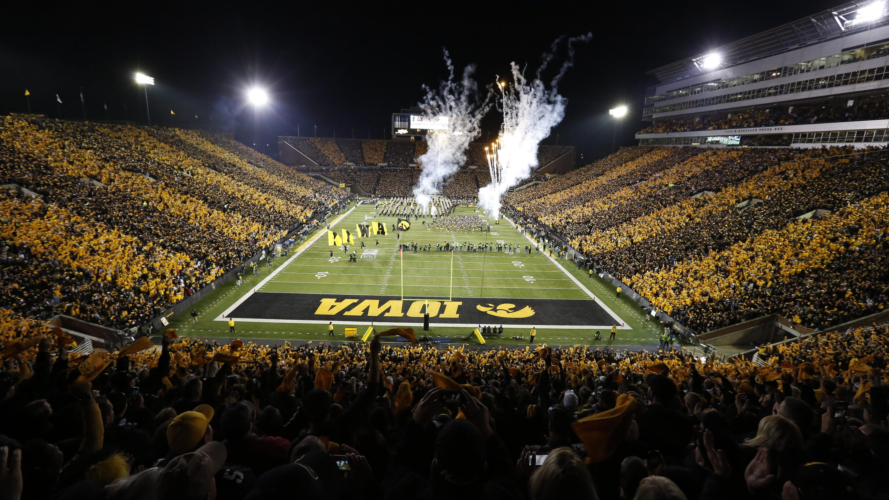 brands on likely kinnick wrestling dual  something big is