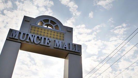Muncie Mall.