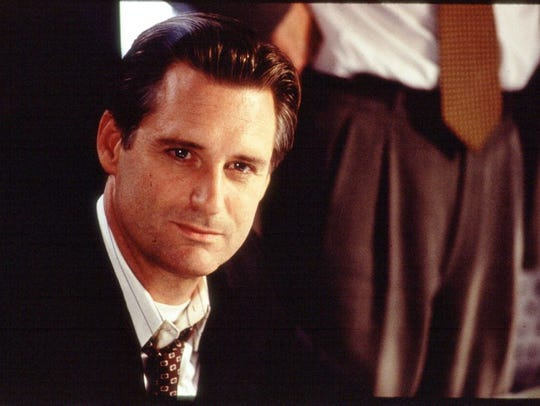 "In 1996's ""Independence Day,"" Bill Pullman makes an"