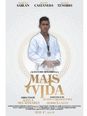 Poster for Mais Vida, which premieres at the University